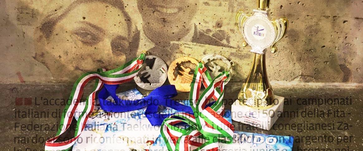 Campionati italiani forme Monterusciello 2017