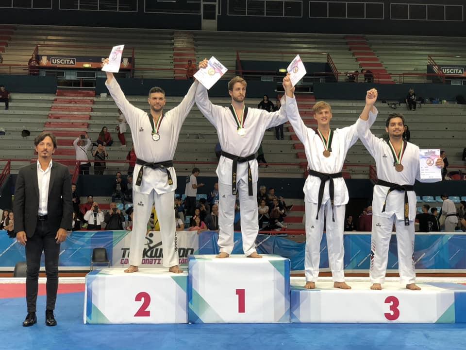 Alex Covolan medaglia di bronzo ai Campionati Italiani!