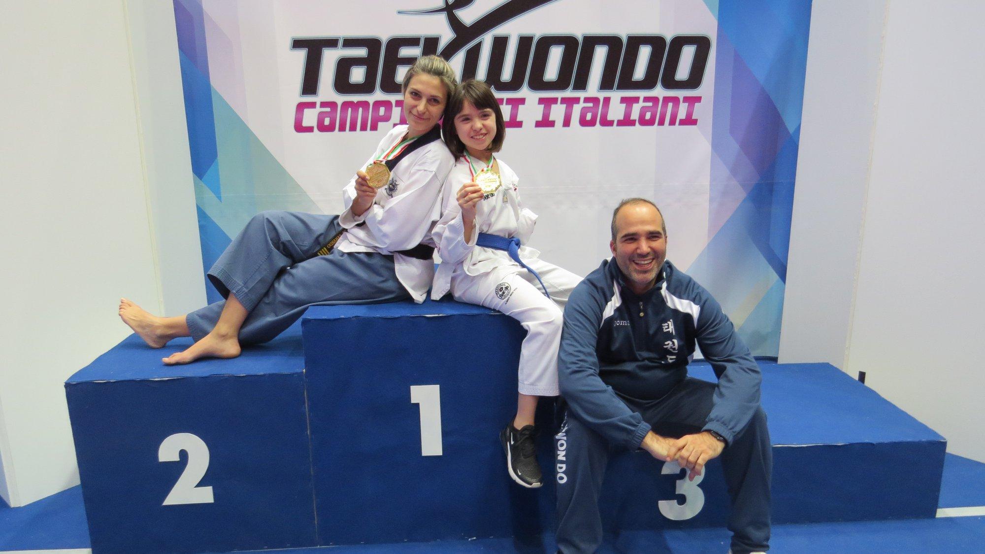 Campionati Italiani Poomsae 2018