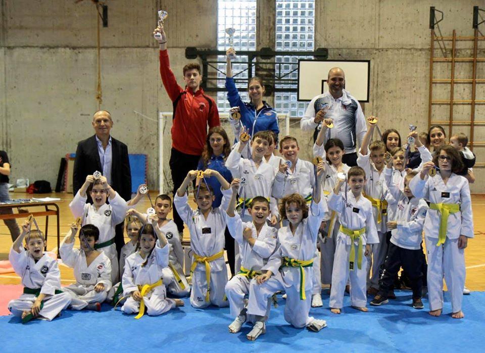Terza società classificata al Trofeo Primavera Veneto!