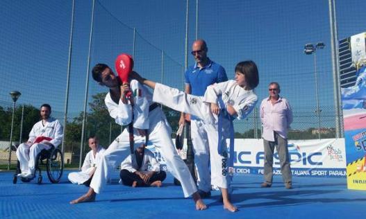 Taekwondo Paralimpico, Margherita e Antonino: un obiettivo a 'cinque cerchi'